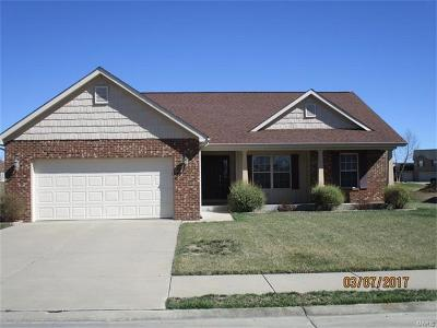 O Fallon Single Family Home For Sale: 1434 Arley Hill Drive