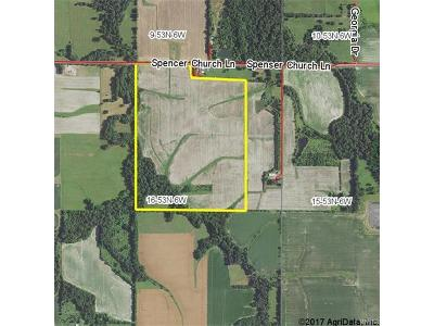 Ralls County Farm For Sale: Spencer Church Lane