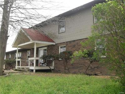 Troy Single Family Home For Sale: 9028 State Route 162