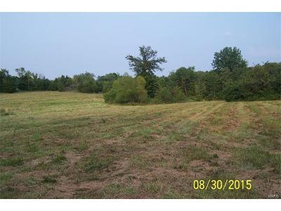 Foristell Farm For Sale: 25 +/- Acres Duenke Road