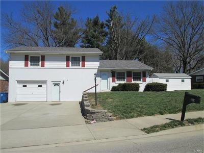 Shiloh Single Family Home For Sale: 214 Seibert Road