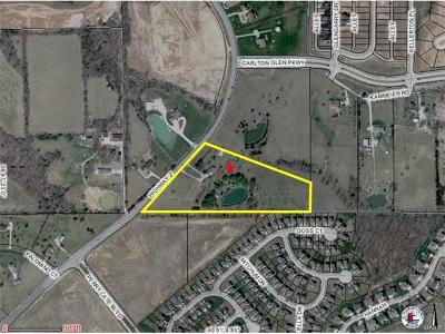 Wentzville Residential Lots & Land For Sale: 1624 Highway Z