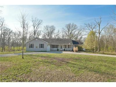 Highland Single Family Home For Sale: 12856 North Ridge Drive