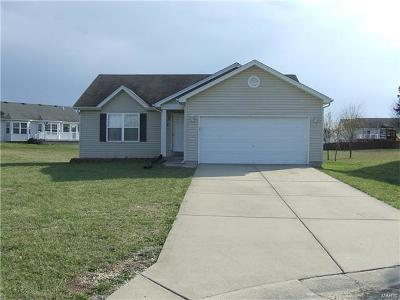 Warrenton Single Family Home For Sale: 807 Warrior Ridge Ct.
