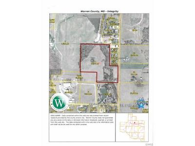 Warrenton Farm For Sale: 2007 North Highway 47 (31.31 +/- Acres)