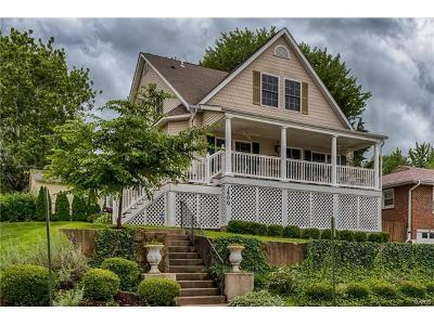 Richmond Heights Single Family Home For Sale: 7400 Hoover Avenue