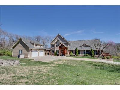 Godfrey Single Family Home For Sale: 4016 Stanka Lane