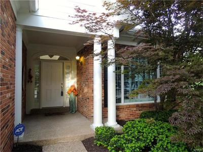 Chesterfield Condo/Townhouse For Sale: 656 Spyglass Summit