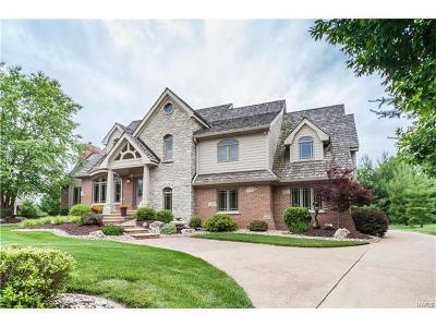 Edwardsville Single Family Home For Sale: 6 London Park Lane