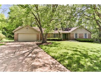 Ballwin MO Single Family Home Sold: $469,000