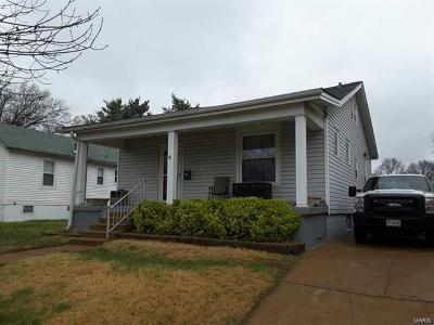 St Louis City County Single Family Home For Sale: 6209 Arthur Avenue
