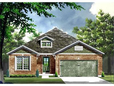 Oakville Single Family Home For Sale: Madison At Hawkins Ridge