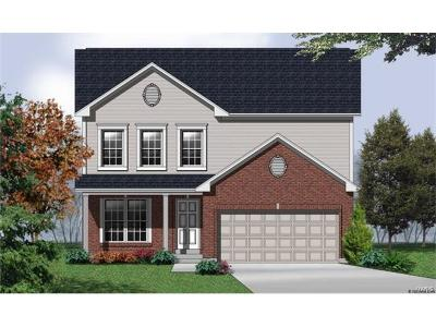 Oakville Single Family Home For Sale: Ashton At Hawkins Ridge