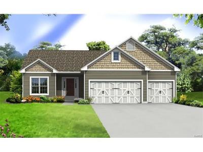 Oakville Single Family Home For Sale: Davenport At Hawkins Ridge
