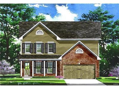 Oakville Single Family Home For Sale: Sheridan At Hawkins Ridge