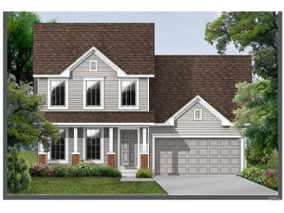 Oakville Single Family Home For Sale: Kennesaw At Hawkins Ridge