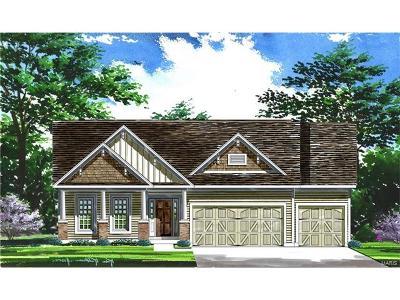 Oakville Single Family Home For Sale: Sierra At Hawkins Ridge