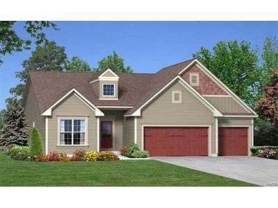 Oakville Single Family Home For Sale: Porter At Hawkins Ridge