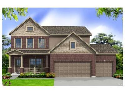 Oakville Single Family Home For Sale: Portsmouth At Hawkins Ridge