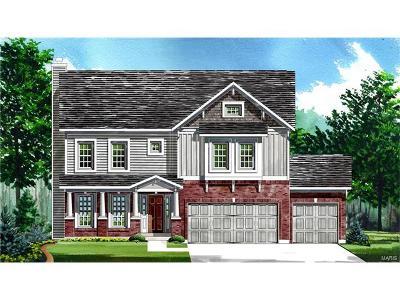 Oakville Single Family Home For Sale: Lancaster At Hawkins Ridge