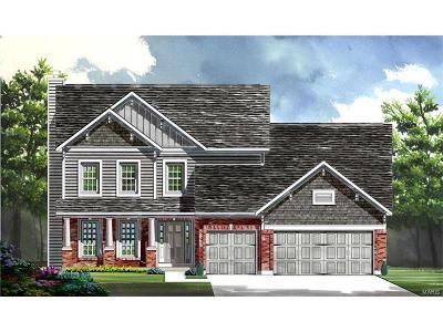 Oakville Single Family Home For Sale: Bridgeport At Hawkins Ridge