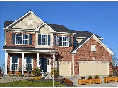 Oakville Single Family Home For Sale: Windsor At Hawkins Ridge