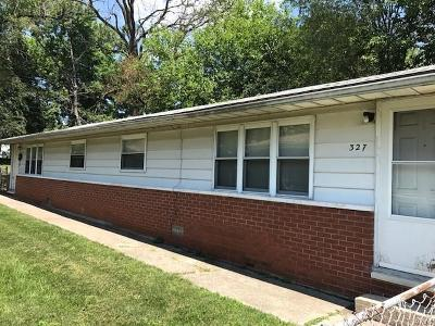 Wood River IL Multi Family Home For Sale: $78,900