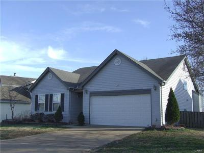 Valley Park Single Family Home For Sale: 466 Valparaiso Court