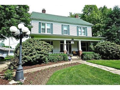 Lebanon Single Family Home For Sale: 913 Belleville Street