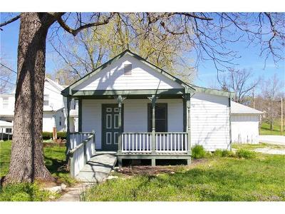 Marthasville Single Family Home For Sale: 301 Depot