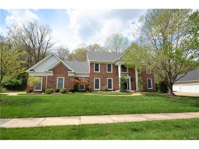 Wildwood Single Family Home For Sale: 17712 Wilding Place Drive