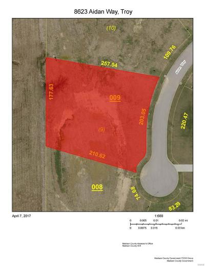 Troy Residential Lots & Land For Sale: 8623 Aidan Way