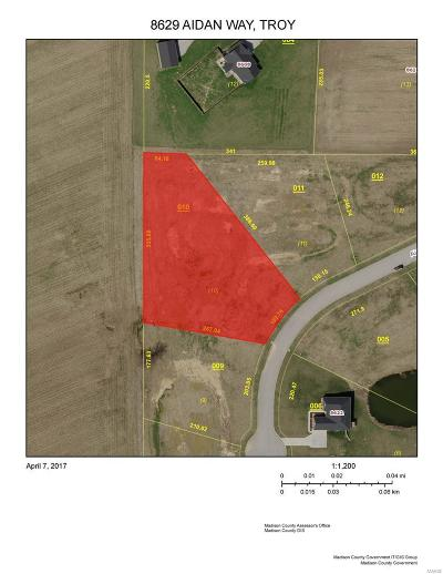 Troy Residential Lots & Land For Sale: 8629 Aidan Way