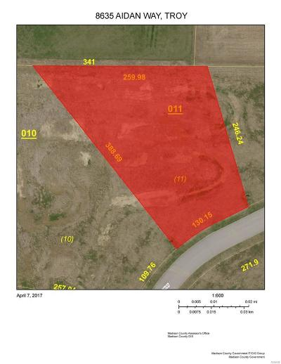 Troy Residential Lots & Land For Sale: 8635 Aidan Way