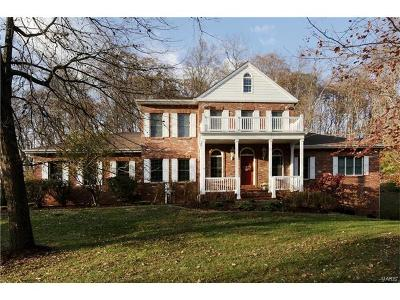 Wildwood Single Family Home For Sale: 19225 Saint Albans Valley