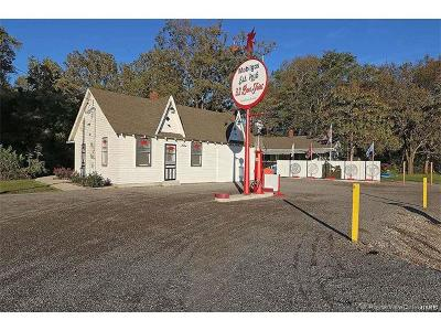 Scott County, Cape Girardeau County, Bollinger County, Perry County Commercial For Sale: 8598 Highway 77