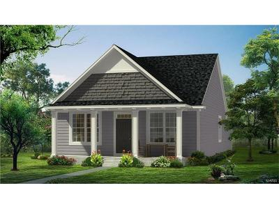Wildwood Single Family Home For Sale: 1 Tbb-Fields @ Main St Crossing