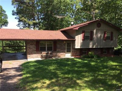 Potosi Single Family Home For Sale: 14014 State Hwy P