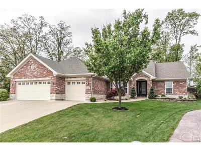 Wentzville Single Family Home For Sale: 415 Sherwood Oaks Court