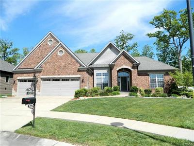 Wentzville Single Family Home For Sale: 526 Elm Creek