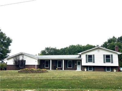 Franklin County Single Family Home For Sale: 5226 North Goodes Mill Road