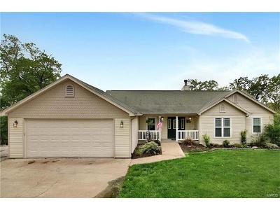 Franklin County Single Family Home For Sale: 1055 Finney Road