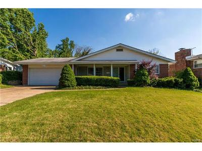 Florissant Single Family Home For Sale: 1610 Saint Anthony Lane