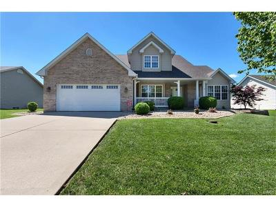Maryville Single Family Home For Sale: 2625 Fieldstone Drive