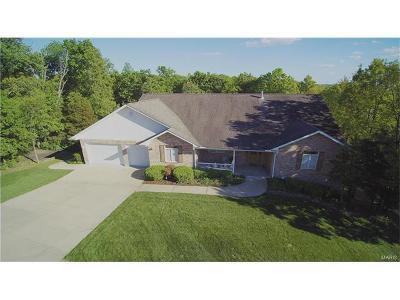 Union Single Family Home For Sale: 210 Quail Ridge Court