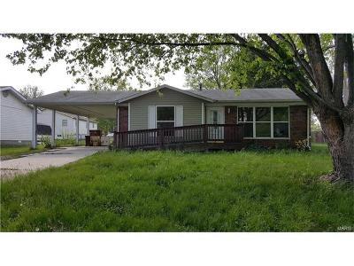 Troy Single Family Home For Sale: 707 Galahad