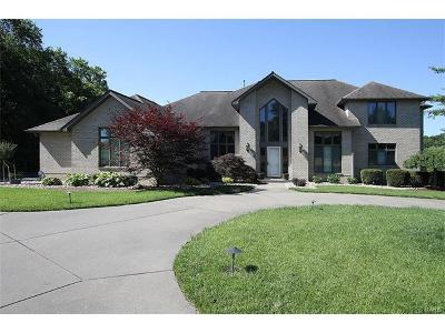 Belleville Single Family Home For Sale: 2260 Country Creek Lane