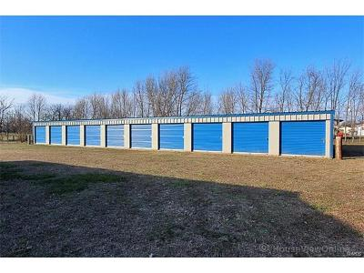 Scott County, Cape Girardeau County, Bollinger County, Perry County Commercial For Sale: 5012 Highway77