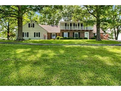 Franklin County Single Family Home For Sale: 5141 North Goodes Mill Road