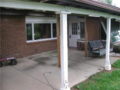 Bethalto IL Single Family Home For Sale: $189,900